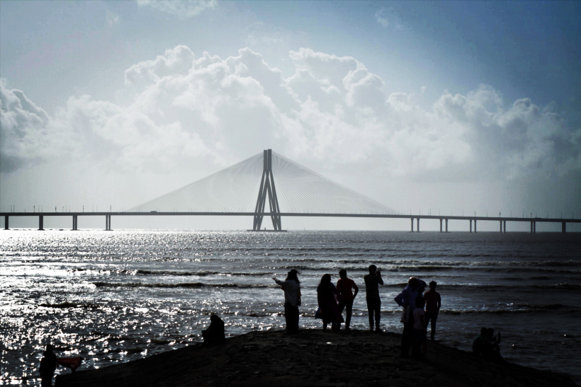 Bandra Worli Sea link, Mumbai